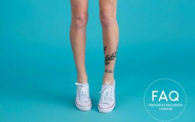 ¿Se puede hacer la depilación láser sobre tatuajes?