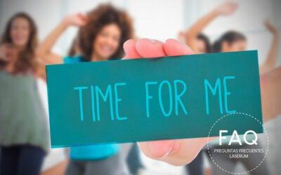 ¿Cuánto tiempo debe transcurrir entre sesión y sesión?