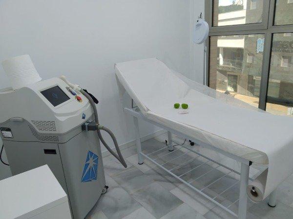 centro de depilacion laser lepe