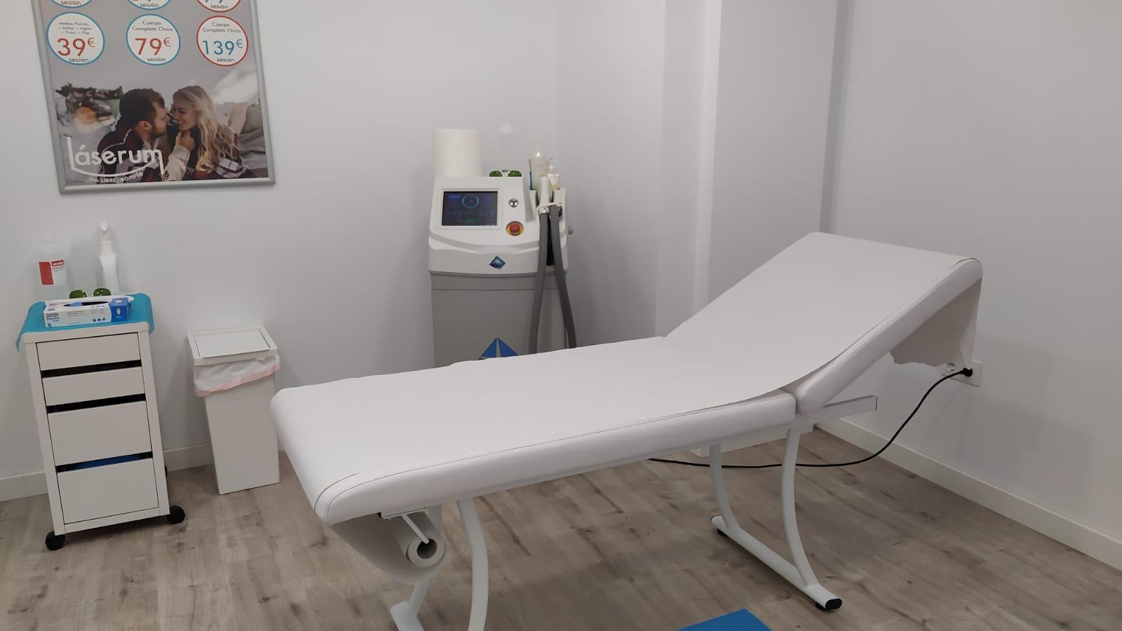 centro depilacion laser diodo caceres