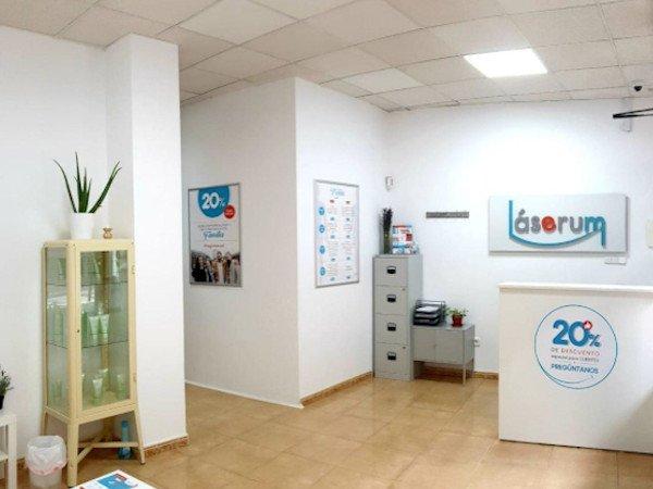 clínica de depilación láser diodo getafe