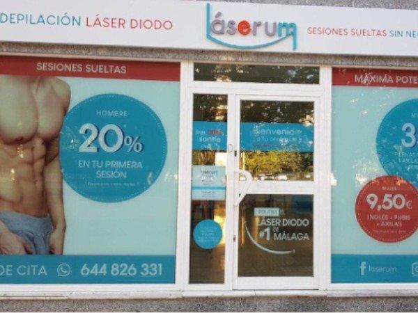 clinica de depilacion laser diodo malaga