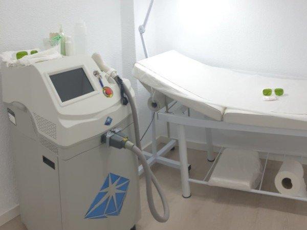 clinica de depilacion laser diodo murcia