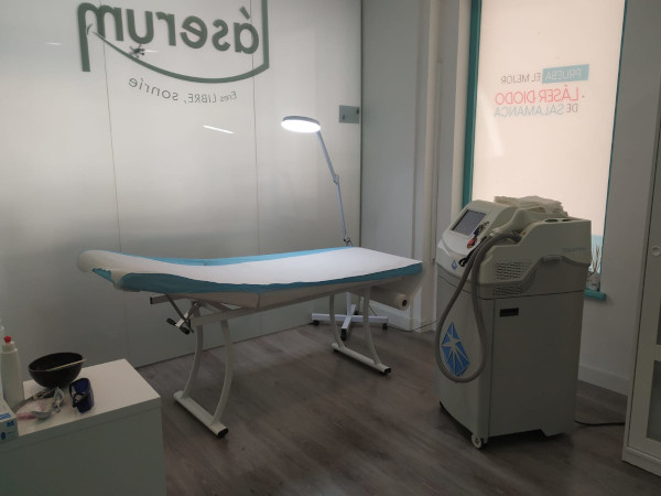 clinica de depilacion laser diodo salamanca