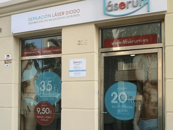 clinica depilacion laser diodo puerto real