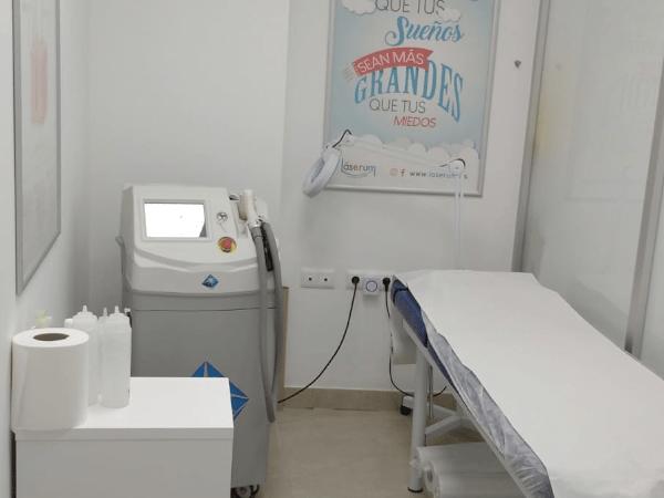 clinica de depilacion laser diodo velez malaga