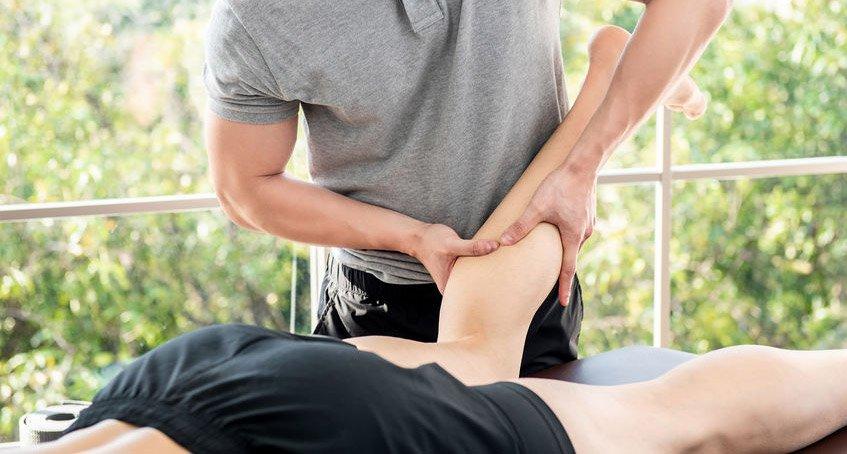 masaje post entreno