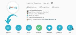 Nuestros destacados de Instagram