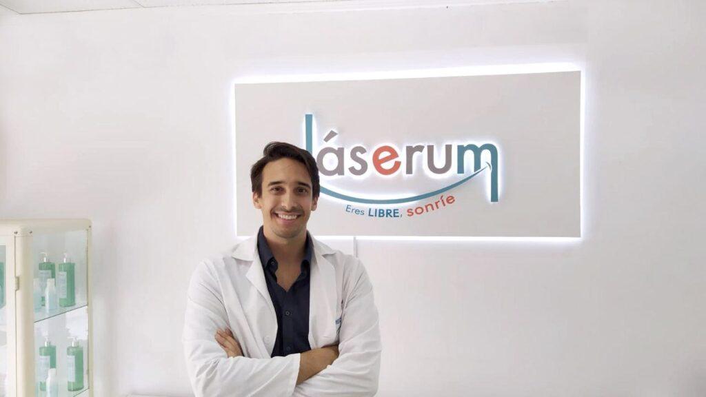 Dermatólogo de Láserum, especialistas en depilación láser diodo