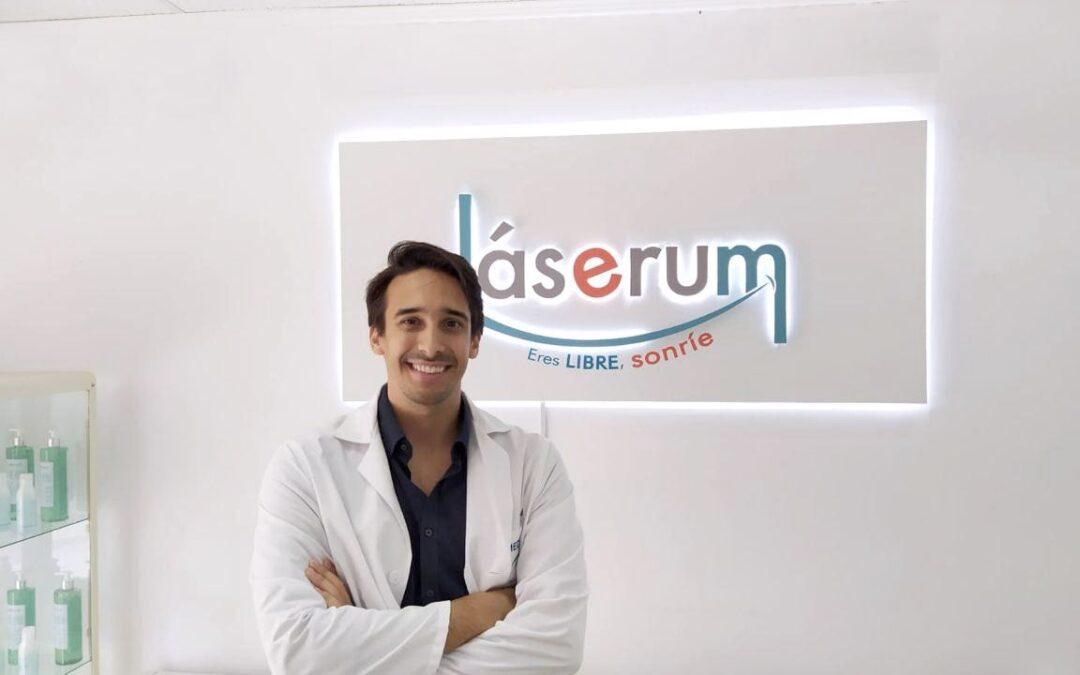El dermatólogo de Láserum