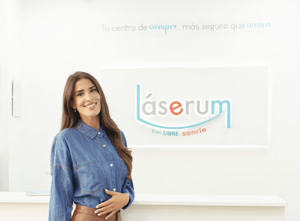 Lidia Torrent elige Centros Láserum