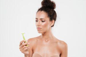 afeitarse depilacion laser