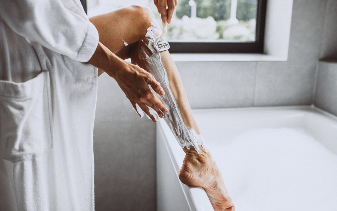 Rasurarse antes de la depilación láser: ¿por qué debes hacerlo?