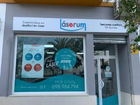 Depilación laser en Écija