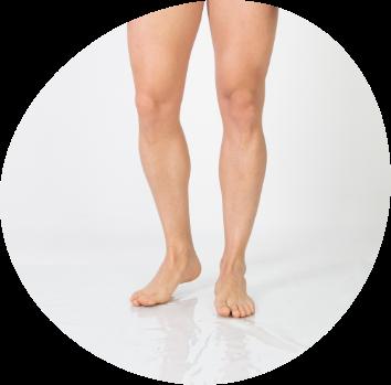 depilación láser masculina zona inferior