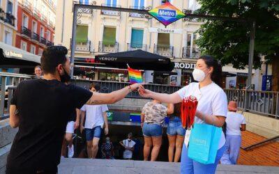 Láserum celebra el Orgullo LGTBIQ+