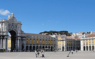 Láserum aterriza en Portugal